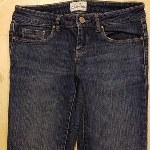 Aeropostale Ashley Ultra Skinny Jean's Size 1/2 R